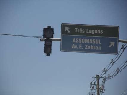 Licitação de R$ 35 milhões para reparo em semáforos é reaberta
