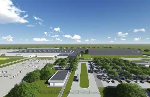 Jaguar Land Rover inicia construção de fábrica no País