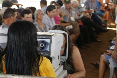 """Começam hoje os dias """"D"""" da Caravana com cirurgias oftalmológicas"""