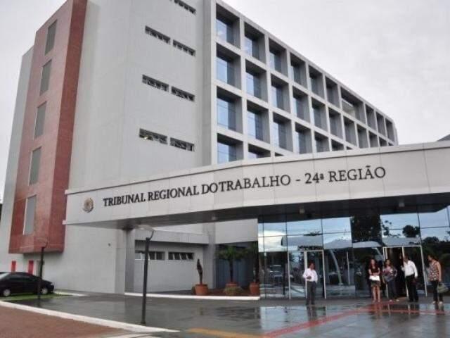 TRT-24 não poderá exigir de advogados a digitalização de peças dos autos. (Foto: João Garrigó/Arquivo)