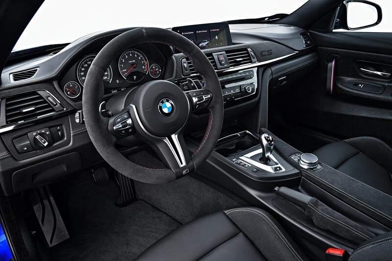 BMW M4 CS desembarca no Brasil por R$ 663.950