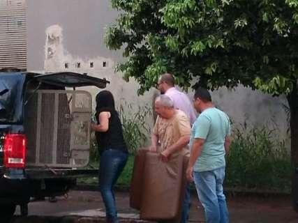 Ex-secretário preso há 20 dias foi transferido por medida de segurança