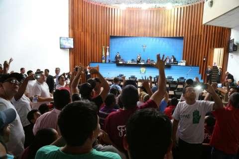 Deputados defendem liminar para obrigar JBS a retomar os abates