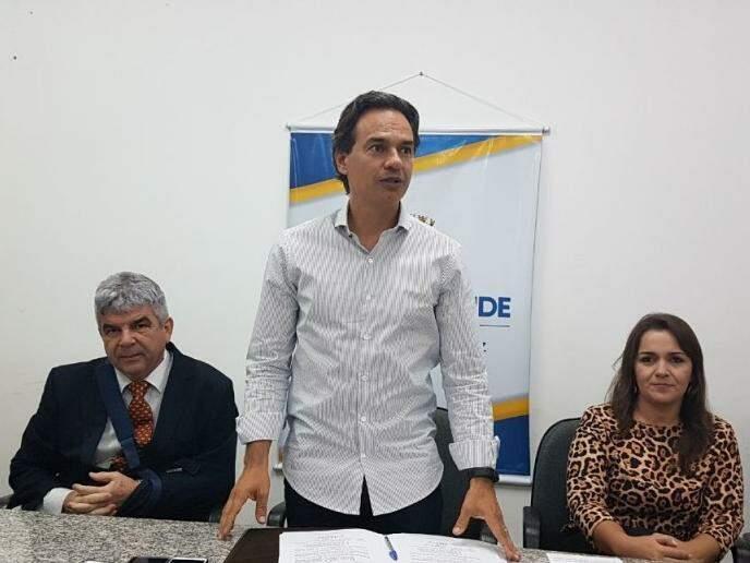 Marquinhos avalia que criação de nova referência cria justiça para servidores. (Foto: Anahi Gurgel)
