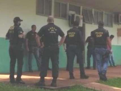 Gaeco prende 7 por esquema de envio de drogas de Aral Moreira para o país