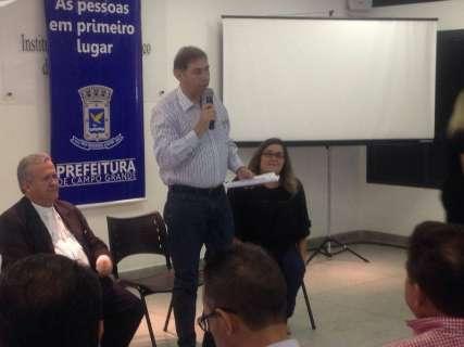 Bernal diz que sindicato utiliza greve para fazer campanha eleitoral
