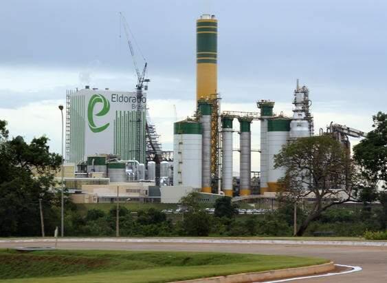 Eldorado Brasil deve se tornar a maior produtora de celulose. (Foto: Rachid Waqued/ Divulgação)