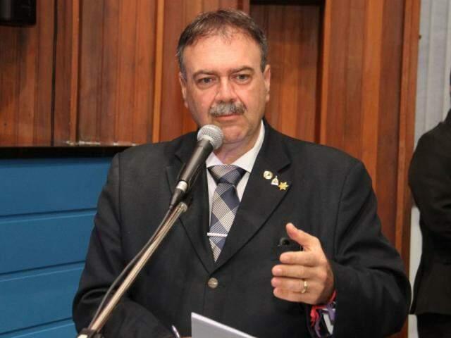 Siufi se disse tranquilo em relação às acusações. (Foto: Wagner Guimarães/Assembleia Legislativa)