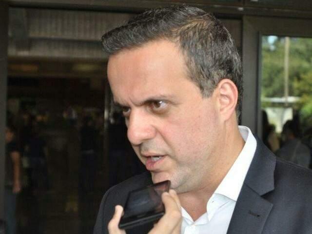Ayache disse que vai concentrar foco no comando da Cassems e, por isso, descarta candidatura. (Foto: Arquivo)