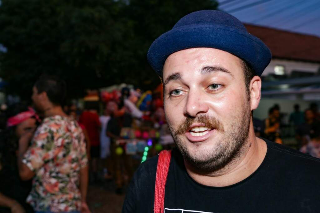 Pepa também lamentou horário e regras do Carnaval. (Foto: Kísie Ainoã)