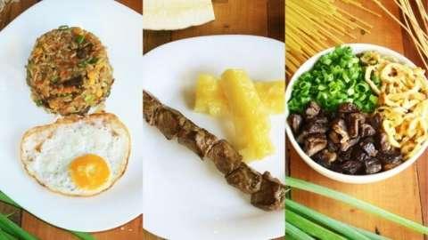 Prefeitura vai eleger nosso prato típico: churrasquinho, sobá  ou carreteiro?