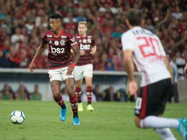Flamengo domina São Paulo, mas times não saem do empate no ...