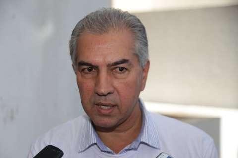 Reinaldo convoca reunião e admite avaliar redução do ICMS do diesel