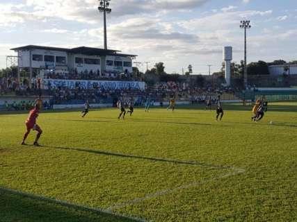 Corumbaense perde por 2 a 0 na estreia da série D do Brasileirão