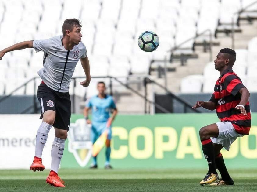 Corinthians enfrenta o Vasco nesta manhã (29). (Foto: Divulgação/CBF)