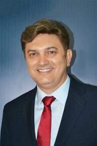 Novo diretor do HU, Cláudio César da Silva. (Foto: Divulgação UFMS).