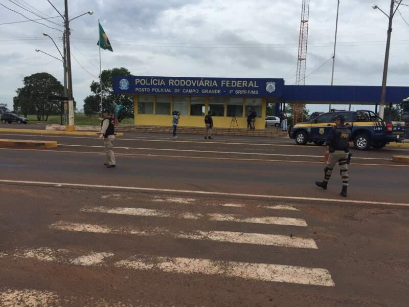 Operação Semana Santa acontece até domingo nas rodovias federais. (Foto: Divulgação)