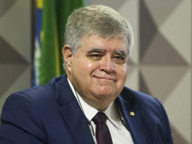 Ministro da Secretaria de Governo, Carlos Marun (Foto: Marcelo Camargo/Agência Brasil)