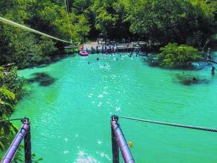 """Região de Bonito """"pede socorro"""", alerta pioneiro do turismo ecológico"""