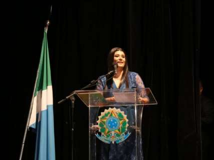 Rose pede superação de diferenças e união da classe política pelo país