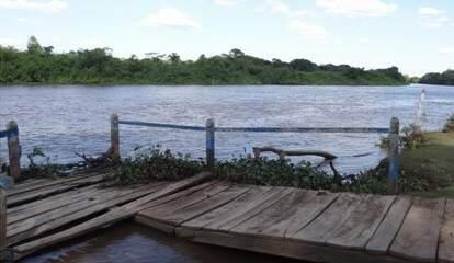 Rio Aquidauana faz parte da bacia do Rio Miranda (Foto: Divulgação/Imasul)