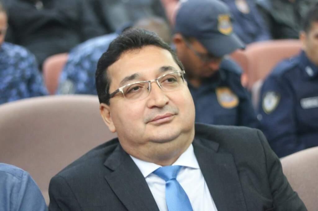 Valério Azambuja, secretário municipal de segurança pública (Foto: Marcos Maluf)