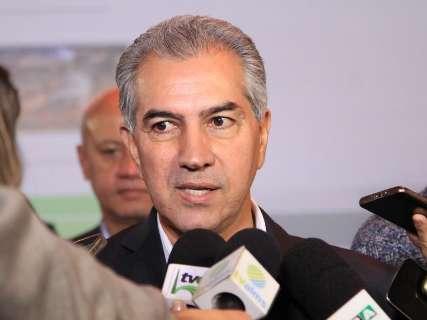 Reinaldo discute com a Câmara Federal projeto de ajuda financeira aos estados