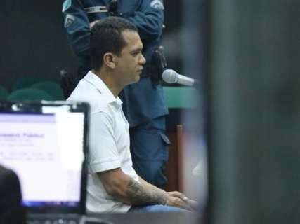 Pedreiro que matou ex-sogra esganada enfrenta júri e reforça tese de fatalidade