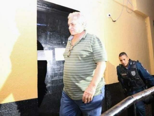 Beto Mariano, em maio deste ano, após ser liberado por decisão do TRF3 (Foto/Arquivo: Paulo Francis)