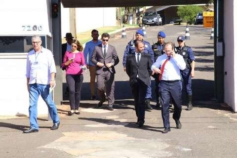 Moradores usam a PM para convencer Justiça a não acabar com guarita