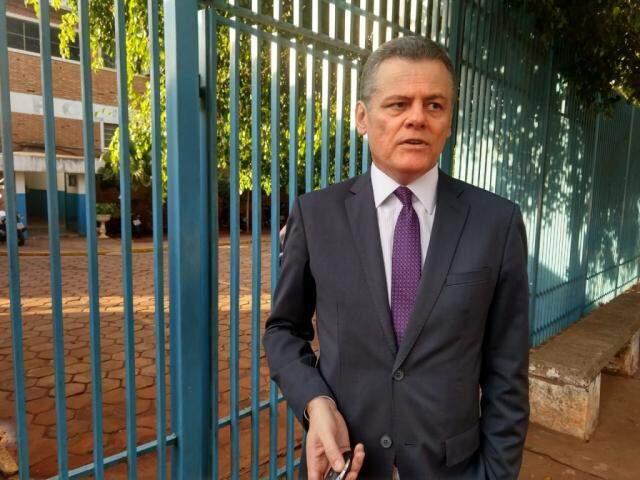 Borges Netto se disse surpreso com decisão de desembargador federal, mas garante estudar com Renê Siufi novos meios para liberar investigados. (Foto: Liniker Ribeiro)