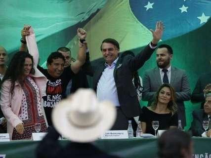 Lula alcança 39% dos votos, mas sem ele, Bolsonaro lidera intenções