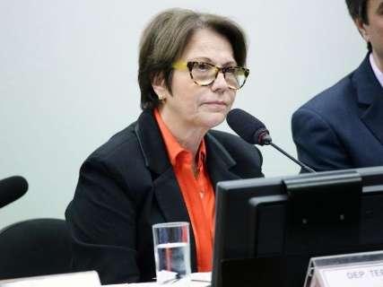 """Tereza """"é a mais capacitada"""" para o Ministério da Agricultura, diz Reinaldo"""