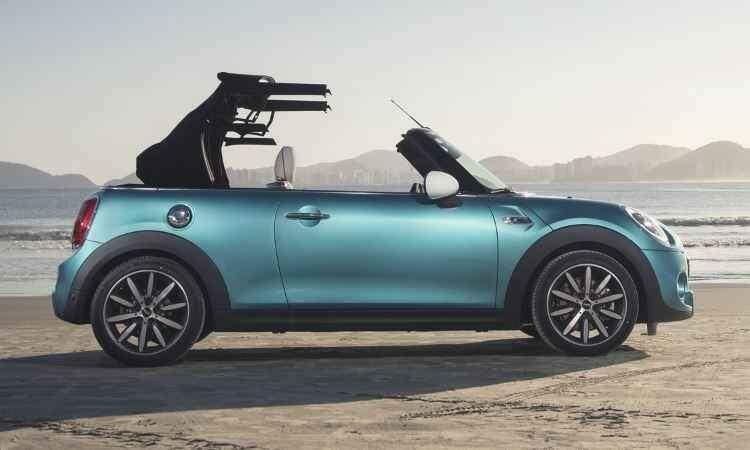 Nova geração do MINI Cabrio desembarca no Brasil