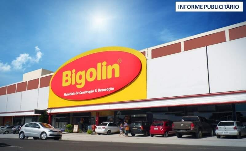 Fachada Bigolin - (Foto Divulgação)