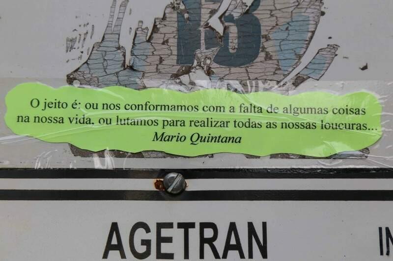 Somente poetas brasileiros foram escolhidos para o projeto. (Foto: Fernando Antunes)