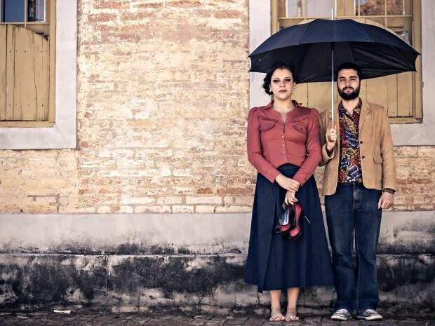 O Duo Púrpura abre as apresentações do Som da Concha este ano