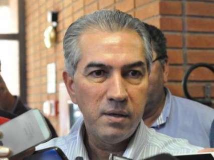 Reinaldo lidera comitiva que vai à Bolívia negociar compra direta de gás