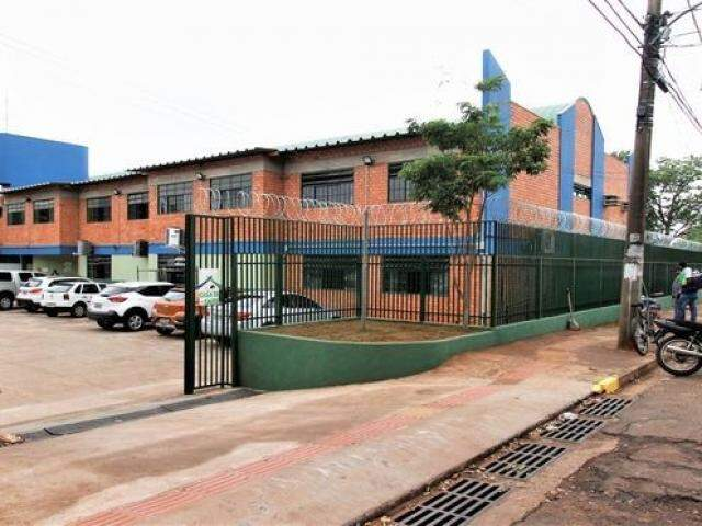 Entrada da Casa da Saúde, no Cabreúva, em Campo Grande (Foto: Divulgação)