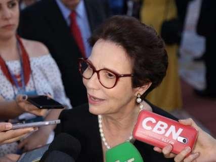 Tereza Cristina diz que haverá mais nomes de MS na Agricultura