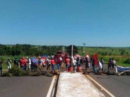 Livre de protestos, trânsito flui normalmente nas rodovias federais