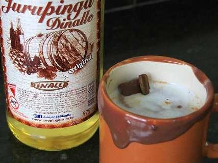 Simples, barato e rápido: aprenda fazer chocolate quente com Jurupinga
