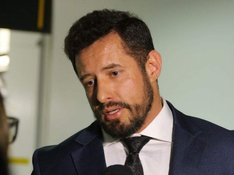 Advogado Alexandre Farias (Foto: André Bittar)