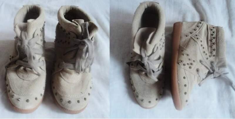 Sapato de adulto será vendido por R$ 50,00
