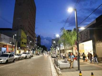Rua 14 de Julho fica interditada final de semana para finalização do Reviva