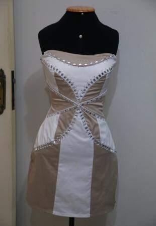 vestido Carmen Steffens por R$ 110,00
