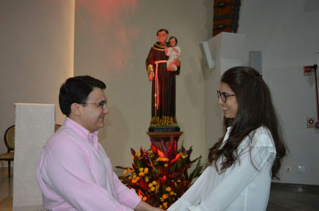 Lucas e Cristiane estão de casamento marcado para dezembro deste ano.(Foto: Willian Leite)