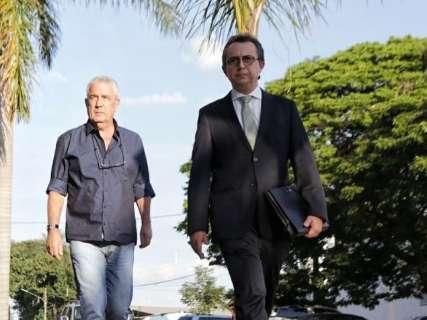 Recursos contra prisão de Amorim e Giroto estão na mesa de relator