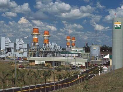 Térmica Luis Carlos Prestes, em Três Lagoas. (Foto: Petrobras)