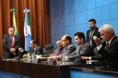 Deputados avaliam projeto que proíbe desmatamento no Parque dos Poderes